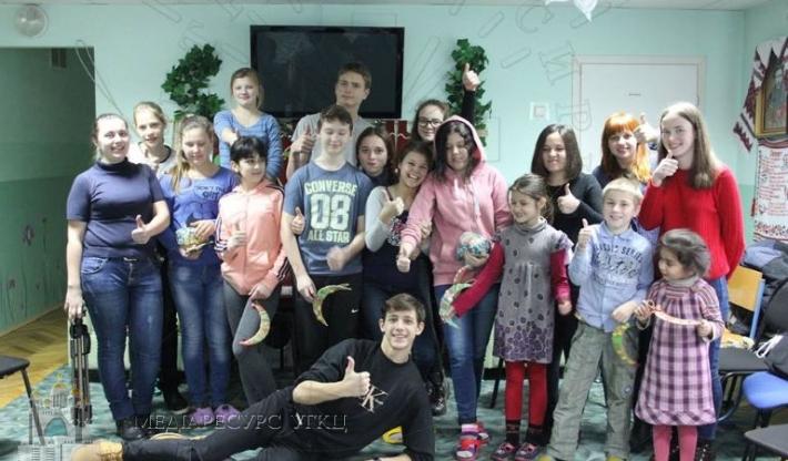 Волонтери «Руки допомоги» завітали до дітвори у Львівський дитячий притулок