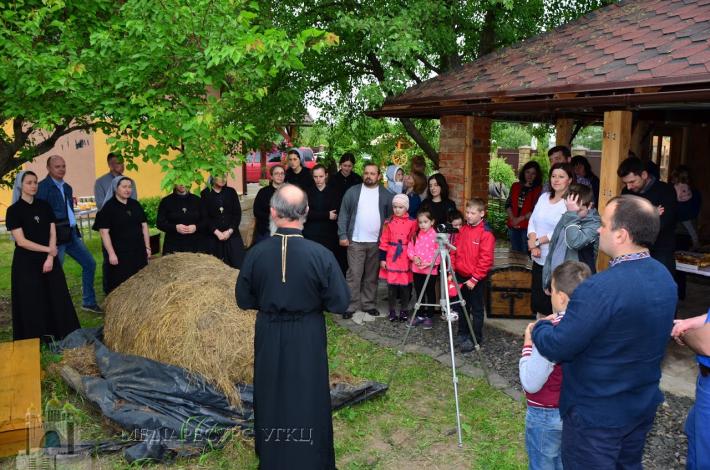 У Луцькому екзархаті вперше відзначили День сім'ї