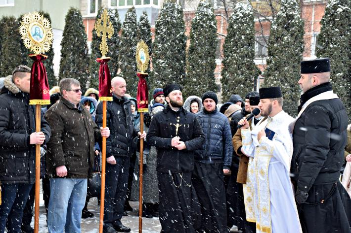 Редемптористи-місіонери провели віднову місії в Тернополі