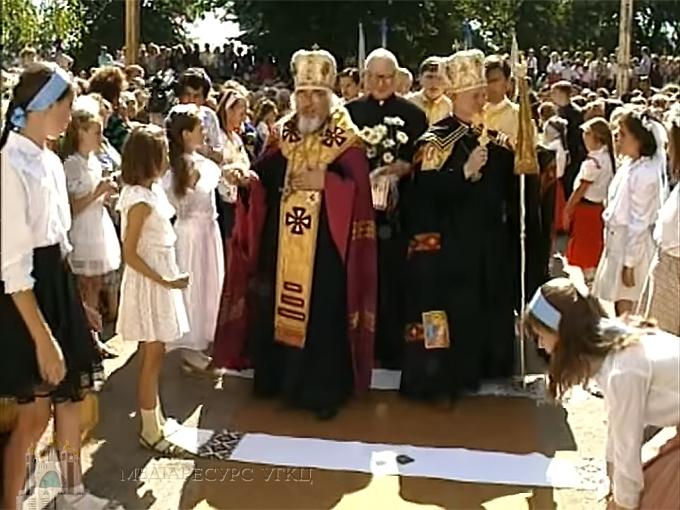 З історії УГКЦ. Проща до Зарваниці у 1994 році