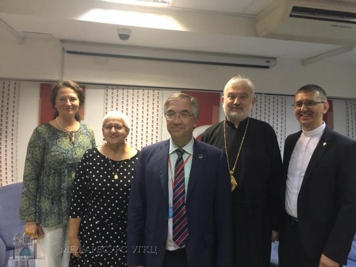 У Києві презентували книгу «Завалівське коріння Блаженнішого Любомира Гузара»