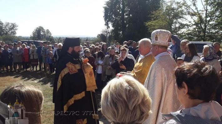 У Сокальсько-Жовківській єпархії відсвяткували 250-річчя храму