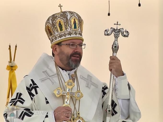 Глава УГКЦ: «Покликання християн сьогодні – оздоровлювати наше суспільство від суспільних недуг»