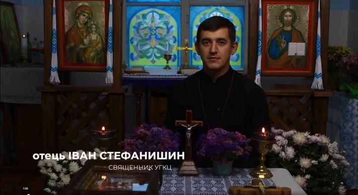 «Народження ікони». У мережі показали фільм про священника-іконописця Київської архиєпархії