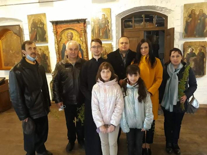 У Радомишлі призначено душпастиря на служіння у відновленій греко-католицькій громаді