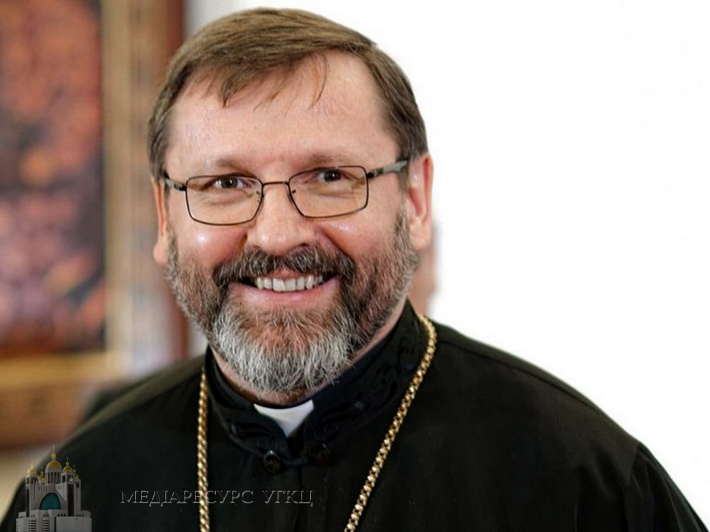 «Хотів би, щоб наша Україна була такою, щоби з неї ніхто не бажав виїжджати», — Блаженніший Святослав