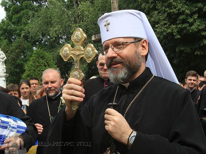 Блаженніший Святослав привітав сестер ЧСВВ з нагоди XI Провінційної капітули виборів протоігумені та провінційних дорадниць