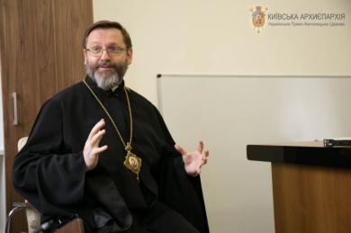 «Комунікація є одним із важливих елементів життя нашої Церкви та її внутрішньої єдності», - Глава УГКЦ до медійників