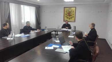The work of the Permanent Synod of the UGCC continues in Lviv