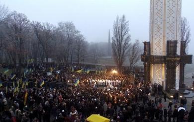 Глава УГКЦ на вшануванні пам'яті жертв Голодомору: «Якщо забудемо про геноцид, то він може повторитися»