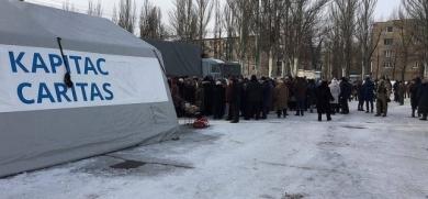 Ukraine: An invisible humanitarian crisis, reminds Caritas at UN