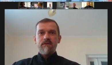 Секретариат Всецерковного Патриаршего Собора обсудил возможность вскоре провести международный онлайн-форум УГКЦ