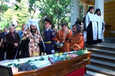 Глава УГКЦ очолив похоронні відправи Маркіяна Паславського, загиблого бійця батальйону «Донбас»