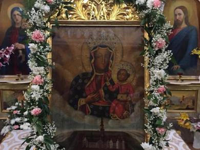 Чудотворна копія Белзької ікони Богородиці зібрала прочан у Буцневі Тернопільсько-Зборівської архиєпархії