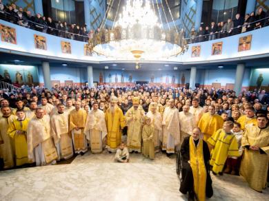 Глава УГКЦ в украинском в Чикаго: «Помогите мне найти тех, кто отошёл от Церкви, и вернуть их назад»
