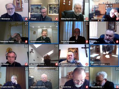 Комунікат Синоду Єпископів УГКЦ 2020 року