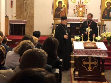 Глава УГКЦ на встрече с греко-католической общиной в Познани: «Интеграция – да, ассимиляция – нет»
