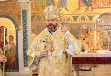 Глава УГКЦ очолить паломництво до собору Святої Софії в Римі з нагоди візиту Святішого Отця