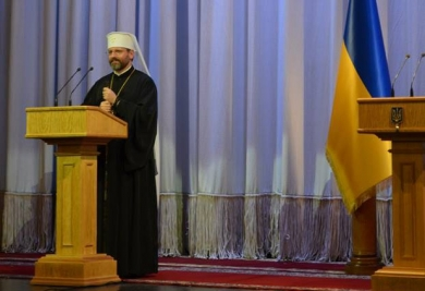 """Metropolitan Andrey's wisdom spirit enveloped all spheres of Ukrainian national Church existence"", - His Beatitude Sviatoslav"