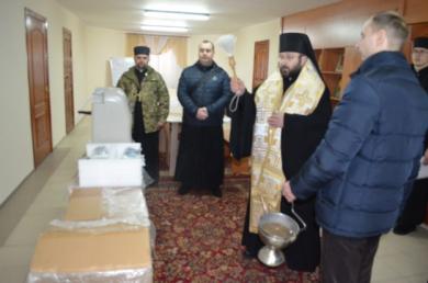На Хмельниччині Українська Греко-Католицька Церква надає можливість безкоштовно користуватися кисневими концентраторами