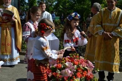 Глава УГКЦ на Аскольдовій могилі: «Будьмо продовжувачами діла святого Миколая»