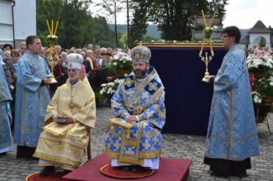 Блаженніший Святослав на Успіння Пресвятої Богородиці: «Запорукою нашої перемоги є Діва Марія»