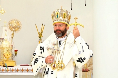 "His Beatitude Sviatoslav:""Our prayer and out fasting help us to cure our disbelief"""