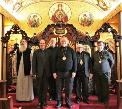 "PASTORAL OF THE UKRAINIAN CATHOLIC HIERARCHY OF THE U.S.A. ""CALL TO PRAYER IN OUR FAMILIES"""