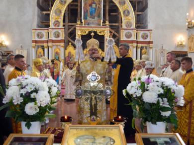 У Бучацькій єпархії відзначили 10-річчя єпископства владики Дмитра Григорака