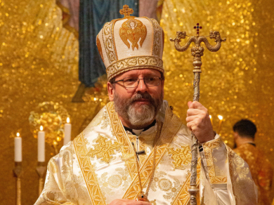 The Head of the UGCC called on the Ukrainian diaspora in Germany and Scandinavia to pray for Ukraine