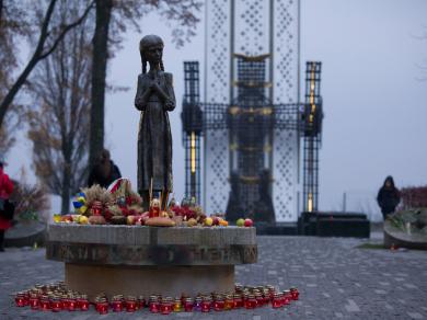 Віряни УГКЦ активно об'єднуються навколо творення експозиції майбутнього комплексу Музею Голодомору