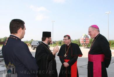 Глава УГКЦ привітав кардинала Коха із 60-річчям Папської ради сприяння єдності християн