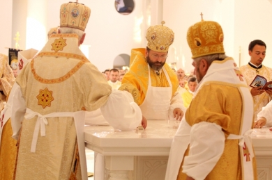 UGCC will celebrate the third anniversary of the consecration of the Patriarchal Cathedral in Kyiv