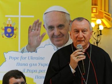 Кардинал Пьетро Паролин: «Просим прощения и прощаем... мы больше не можем терять времени»