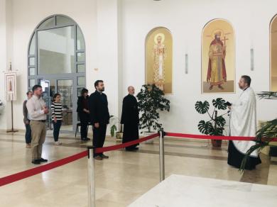 День молитви за жертводавців у Патріаршій курії, Київ