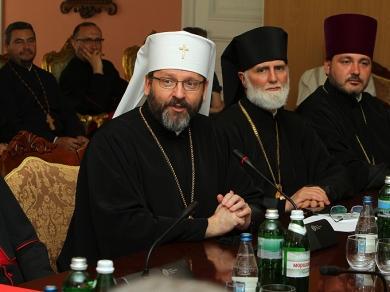 ВСЦиРО через кардинала Пьетро Паролина передал приглашение Папе Франциску посетить Украину