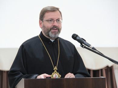 Блаженнейший Святослав: «Монашество УГКЦ – хорошее дерево, которое приносит щедрые плоды для служения Богу и ближнему»