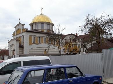 Глава УГКЦ освятив новий греко-католицький храм у Житомирі