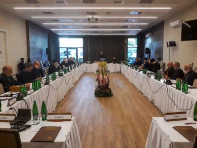 Зустріч східних католицьких єпископів Європи в Будапешті. Підсумковий пресреліз