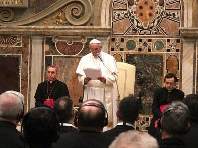 У Римі перебувають священики УГКЦ, яких призначено місіонерами Божого милосердя