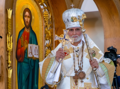 Metropolitan Borys Gudziak about the first year of ministry: Together we are searching for ways to answer the question how to be Christians, the Church in the XXI century
