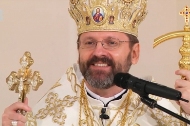 "The Head of the UGCC at Easter: ""Christ is risen and Ukraine is resurrecting..."""
