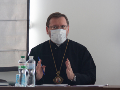 The Patriarchal Curia of the UGCC hosted a working meeting of the Secretariat of the AUCCRO