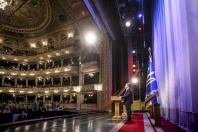 Президент України: «Дякую Церкві за її роль у єднанні країни»