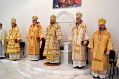 Постійний Синод розпочав свою роботу посвятою Реколекційного дому