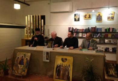 У Римі презентували книжку про блаженного Микиту Будку