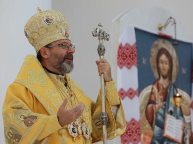Глава УГКЦ: «Церковнослов