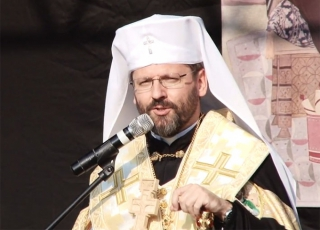A report of His Beatitude Sviatoslav during the banquet on the occasion of carrying Institute Metropolitan AndreySheptytsky from Ottawa to Toronto University (September 28, 2016)