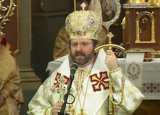 «Ми повинні бути свідками Христового воскресіння, проповідниками Його сили і носіями віри, яка є фундаментом українського буття», - Глава Церкви