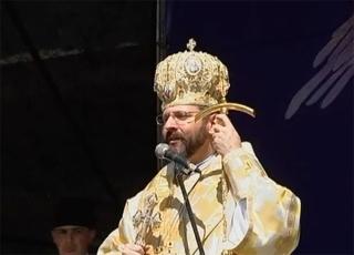 Глава УГКЦ украинской молодёжи в Кракове: «Безнадёжность – большая ложь о Боге»
